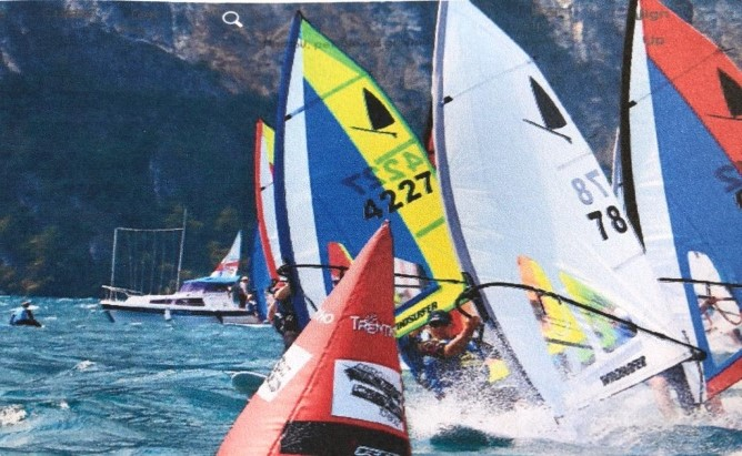 Windsurfing Opportunity – Junior and Youth Sailors