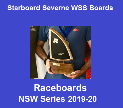 Starboard Severne WSS Boards Raceboard Series round 2
